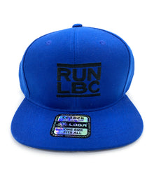 Run LBC Snapback Hat