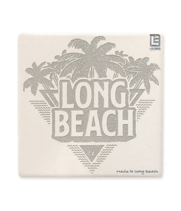 Shoreline Ceramic Coaster
