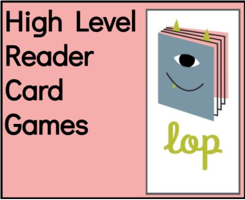 High Level Readers