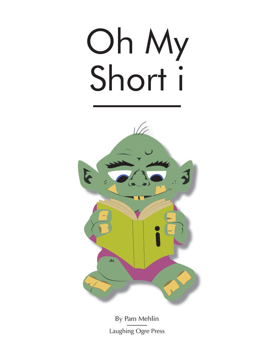 Short Vowel Activity Booklets bundle