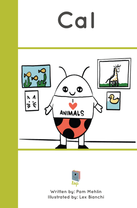 Free short a decodable digital book