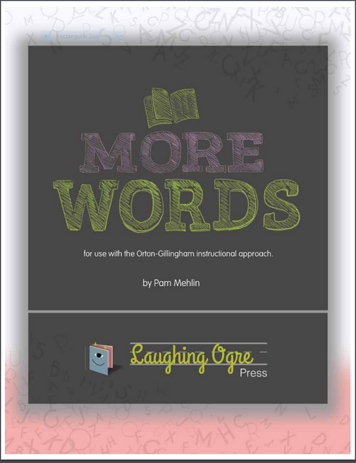 More Words Digital Download
