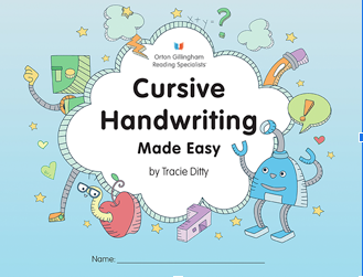 Cursive Made Easy digital download