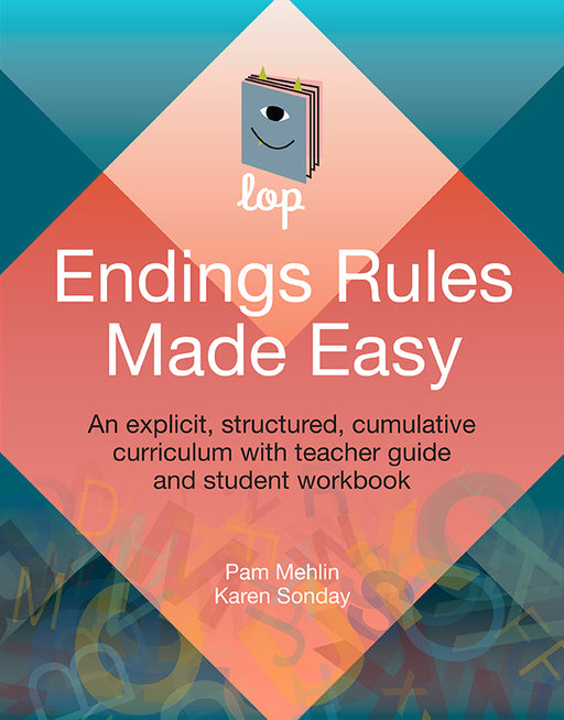Endings Rules Made Easy         digital download