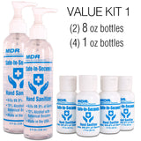 Safe-In-Seconds Hand Sanitizer  Value Kit 1