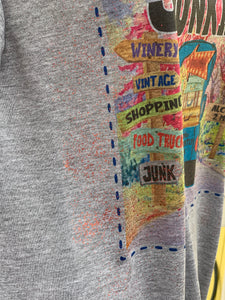 Gone Junkin' Shimmer | Shirts