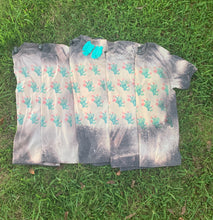 Load image into Gallery viewer, Bleached Succulent | Shirts | Wholesale