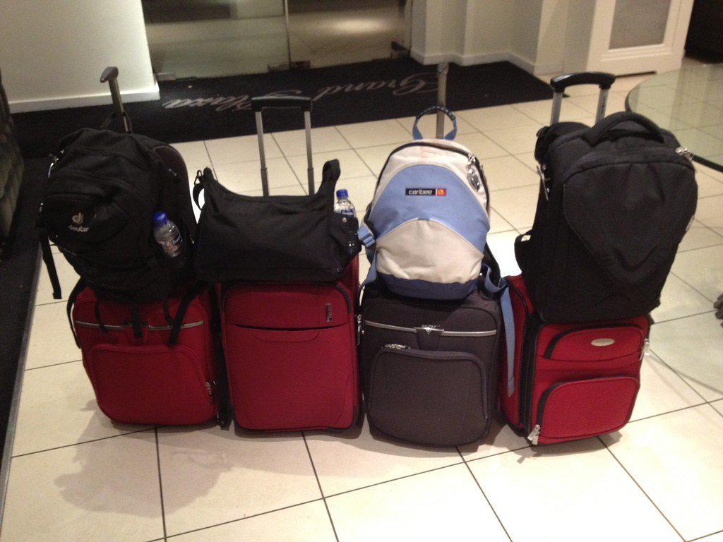 Carry-On Luggage! Why All Carry-On Luggage Size Is Different?-My Gaia Travel Buddy