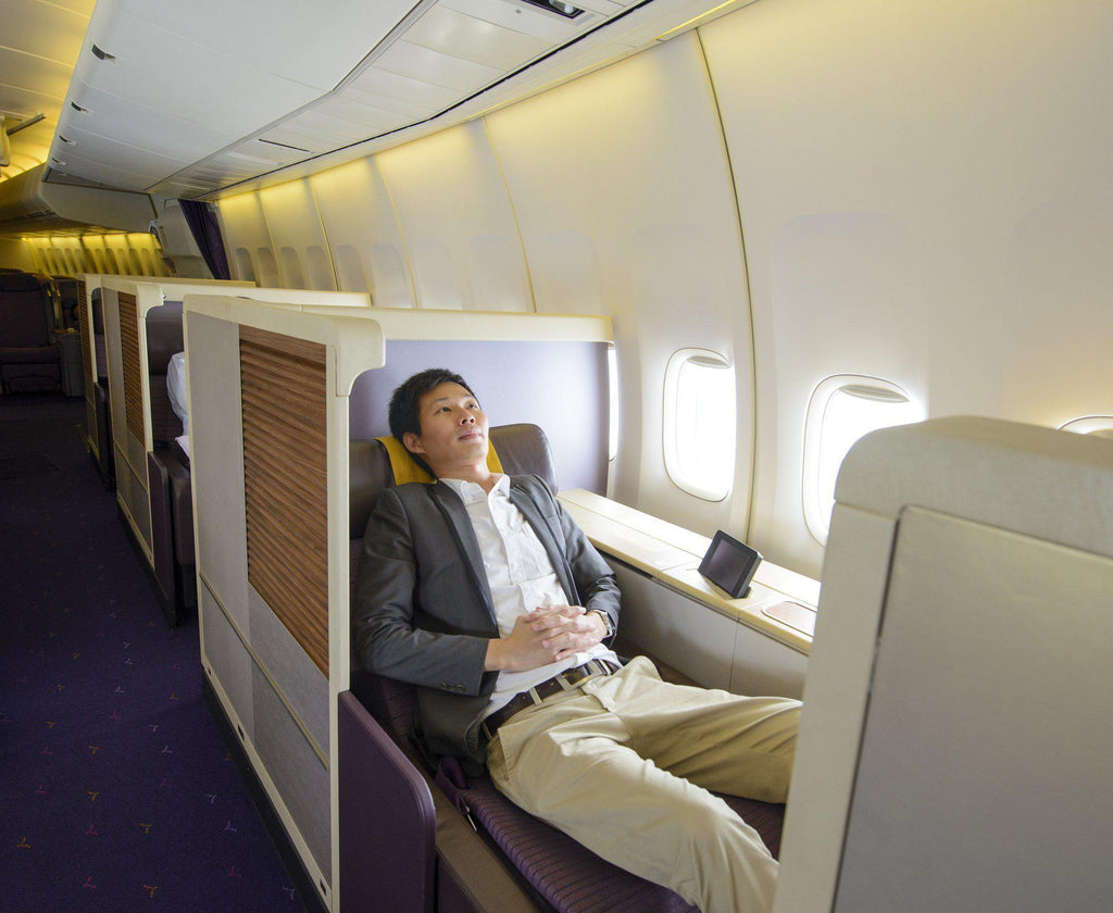How to Sleep on a Plane: The Expert Guide-My Gaia Travel Buddy