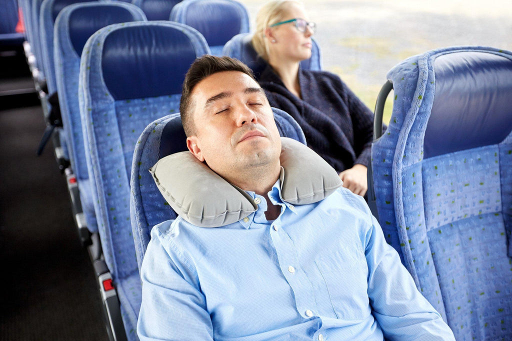 How to Choose the Best Neck Pillow for Long Flights-My Gaia Travel Buddy
