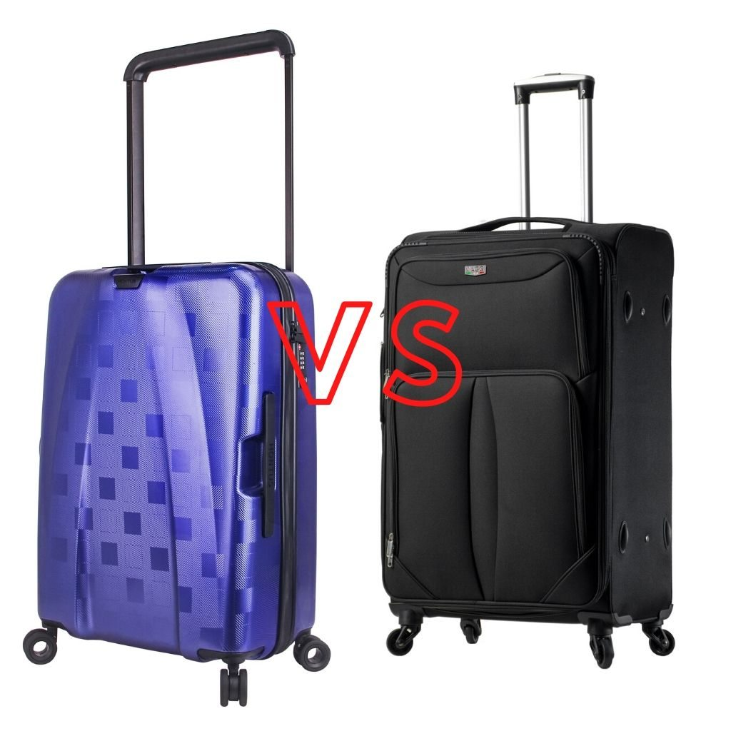 Is Hard or Soft Luggage Better?