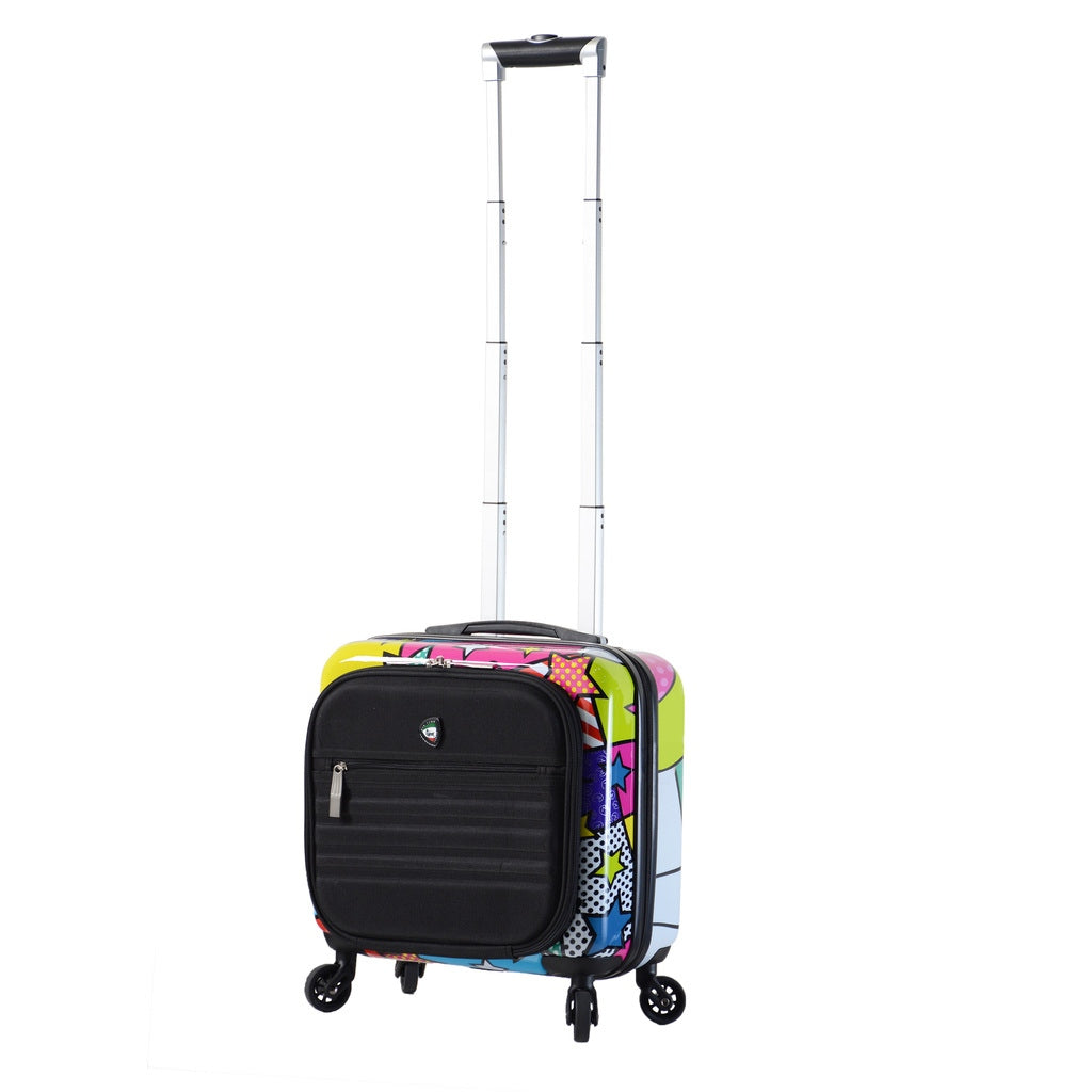 MIA Star Kisses 14 inch Underseat Hardside Luggage - My Gaia Travel Buddy