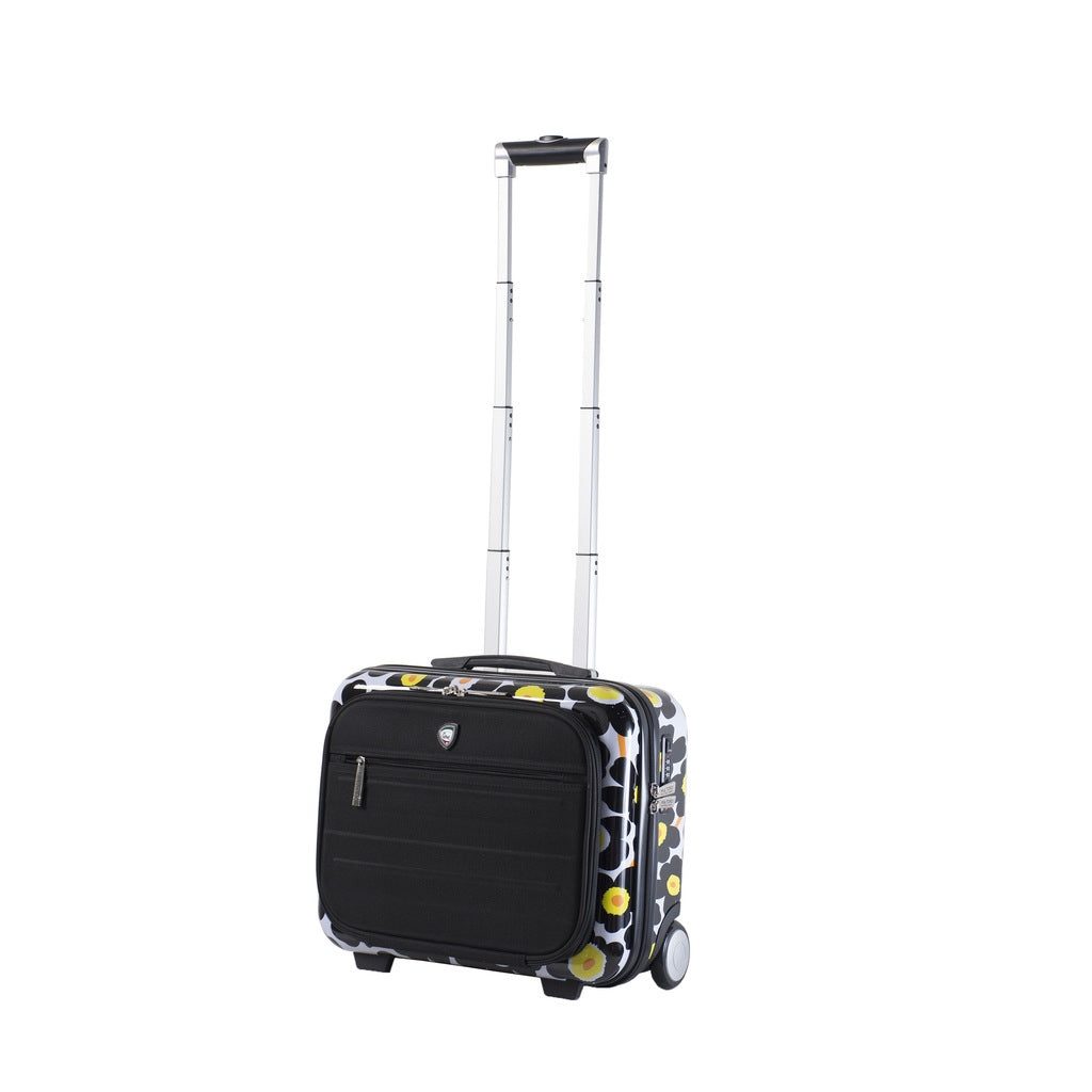 MIO Ekko Hardside Underseat Luggage - My Gaia Travel Buddy