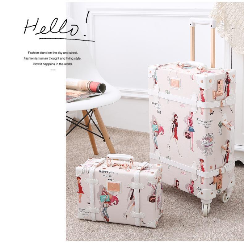 Fashion Traveler Suitcase Luggage 3PC Set - My Gaia Travel Buddy