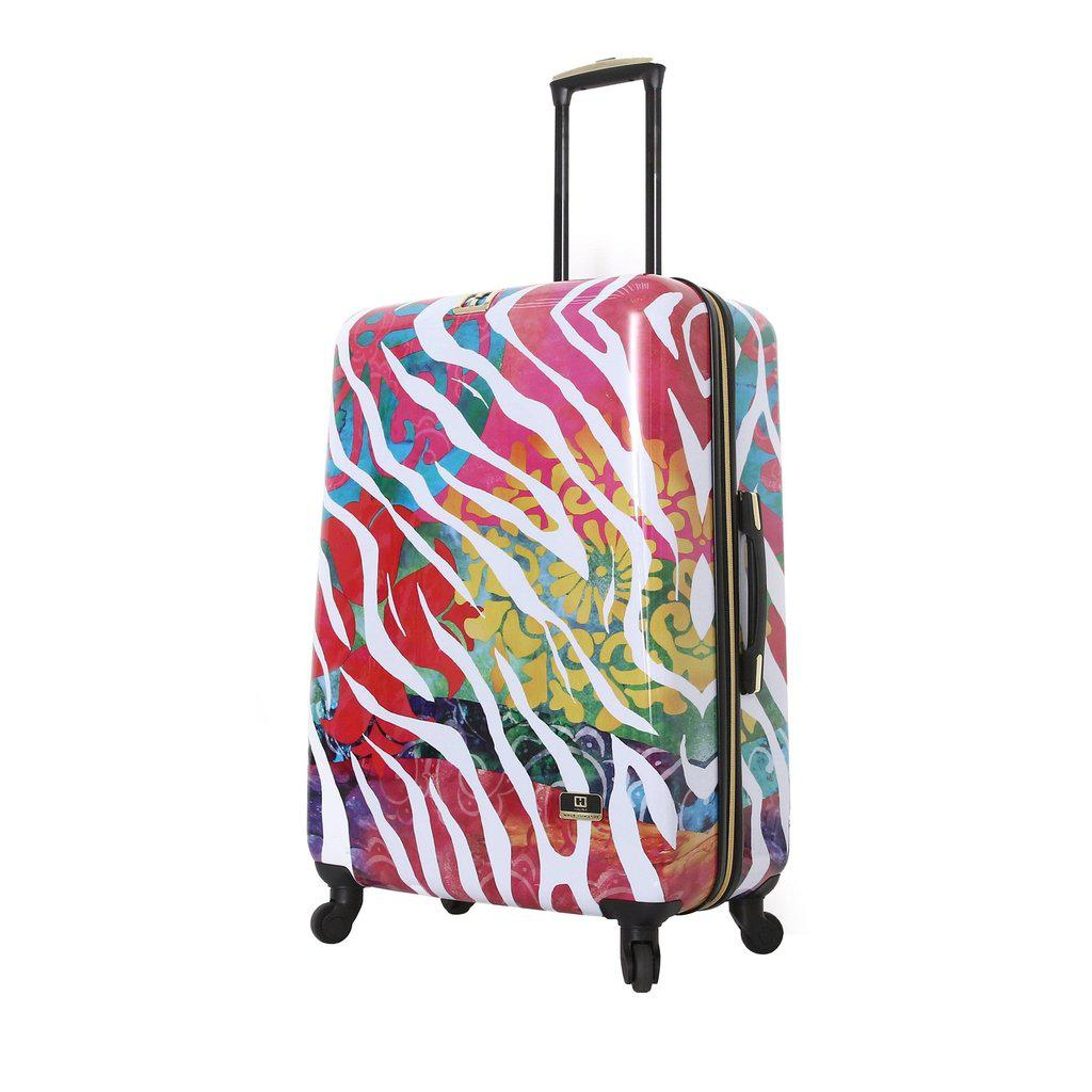 Halina H Bee Sturgis SERENGETI REFLECTIONS Hardside Luggage - My Gaia Travel Buddy