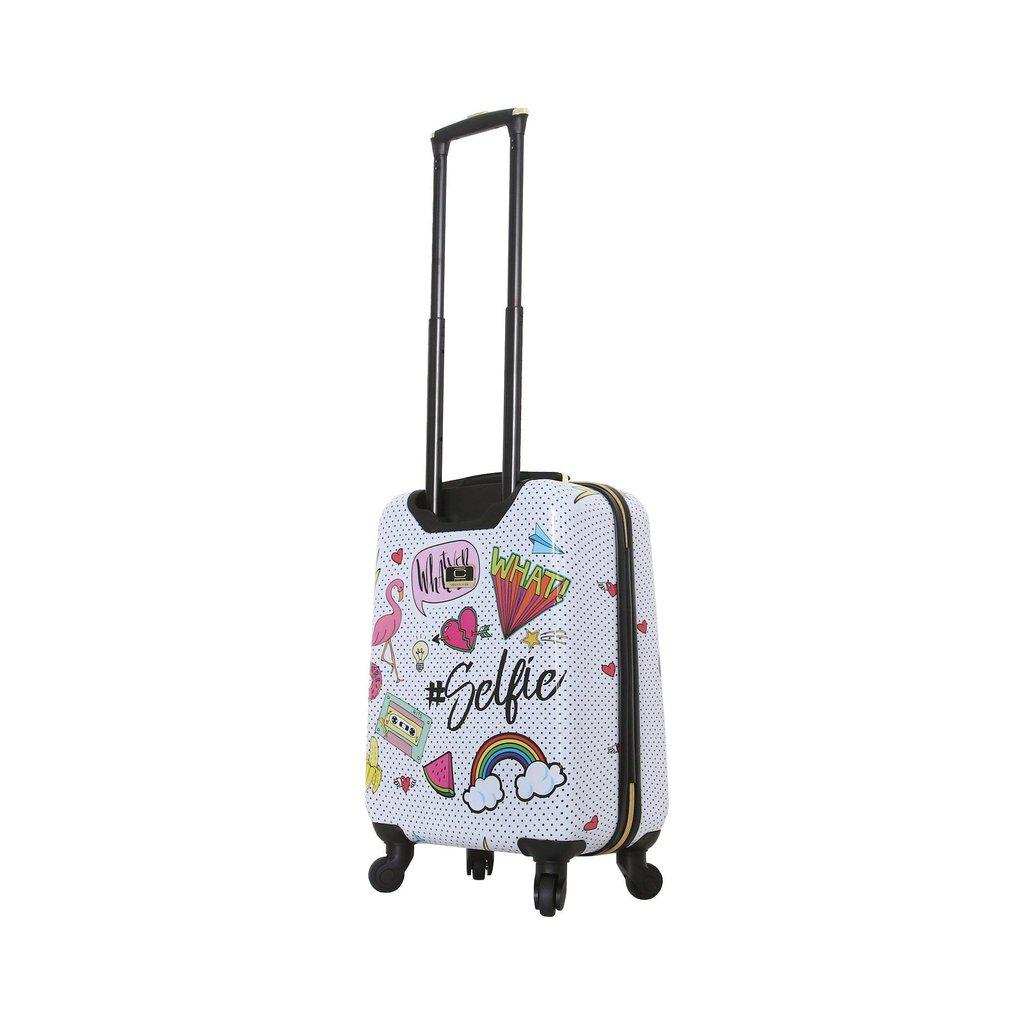 Halina H Nikki Chu WHATEVER Hardside Luggage-hontus-My Gaia Travel Buddy