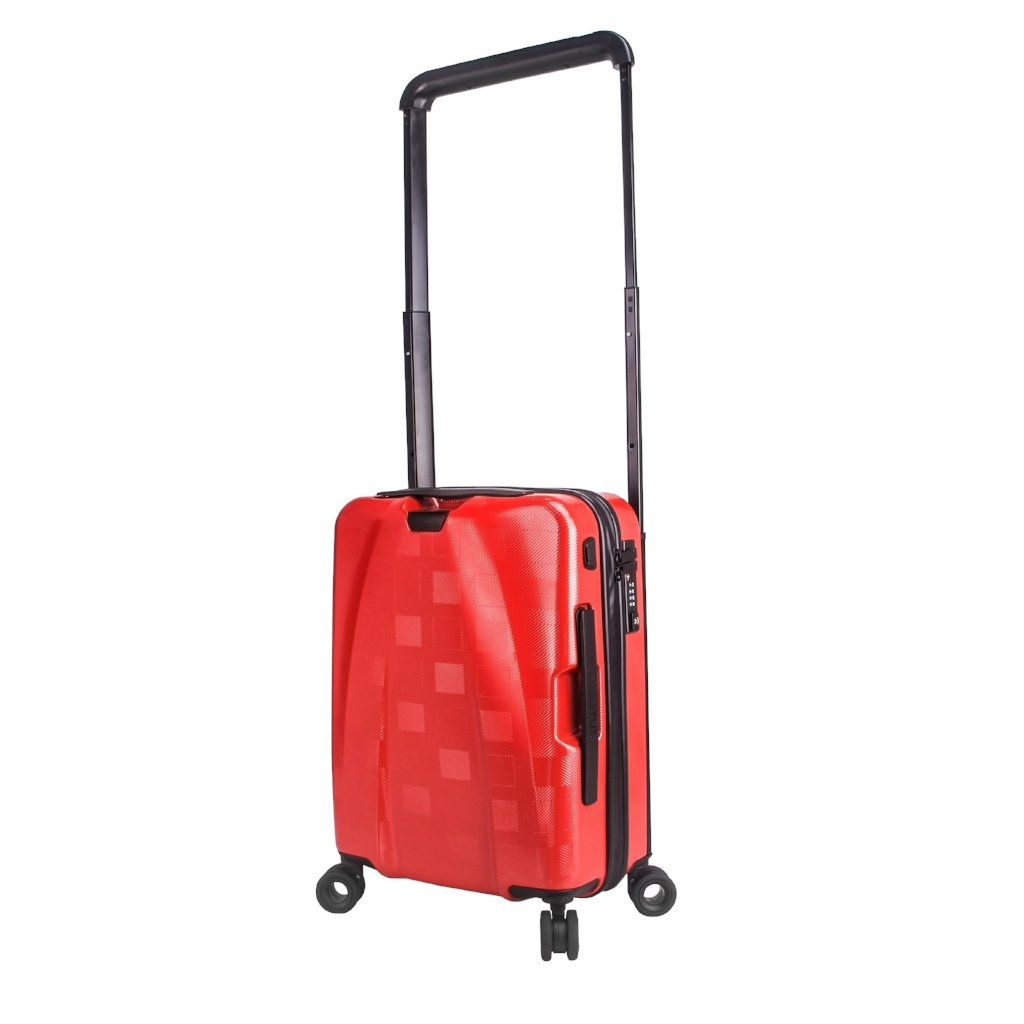 Hontus Milano CASO QUATTRO Hard Side Spinner Luggage - My Gaia Travel Buddy