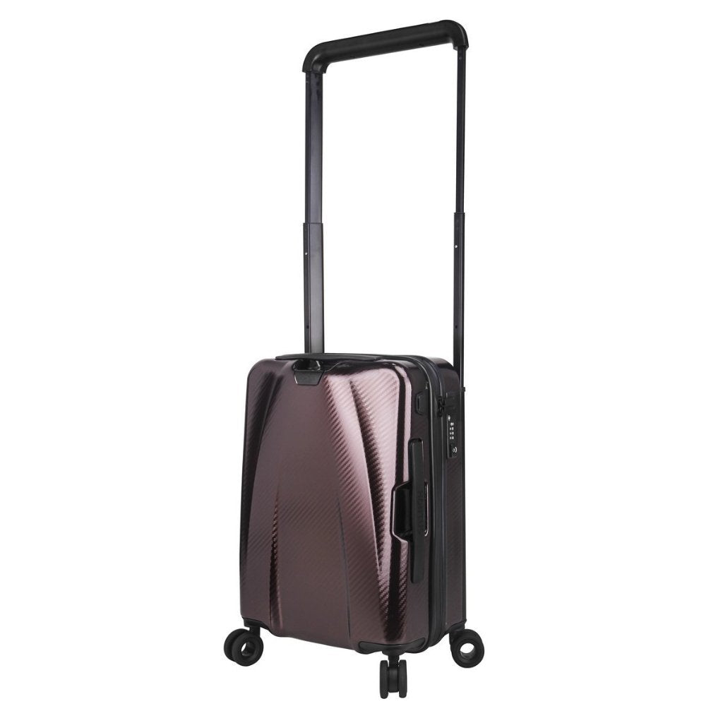 Hontus Milano CASO TRE Hard Side Spinner Luggage - My Gaia Travel Buddy