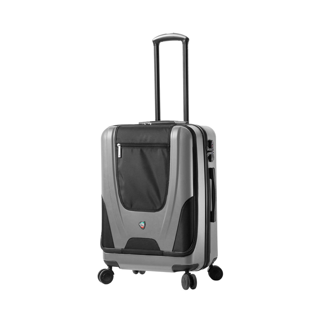 Ibeido ITALY Hardside Spinner Luggage - My Gaia Travel Buddy