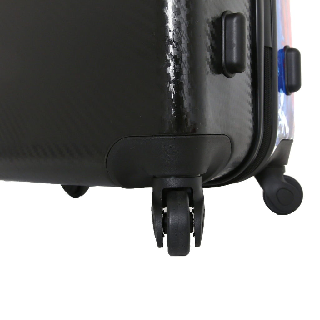 Mia Toro Duaiv Sails Hardside Luggage - My Gaia Travel Buddy