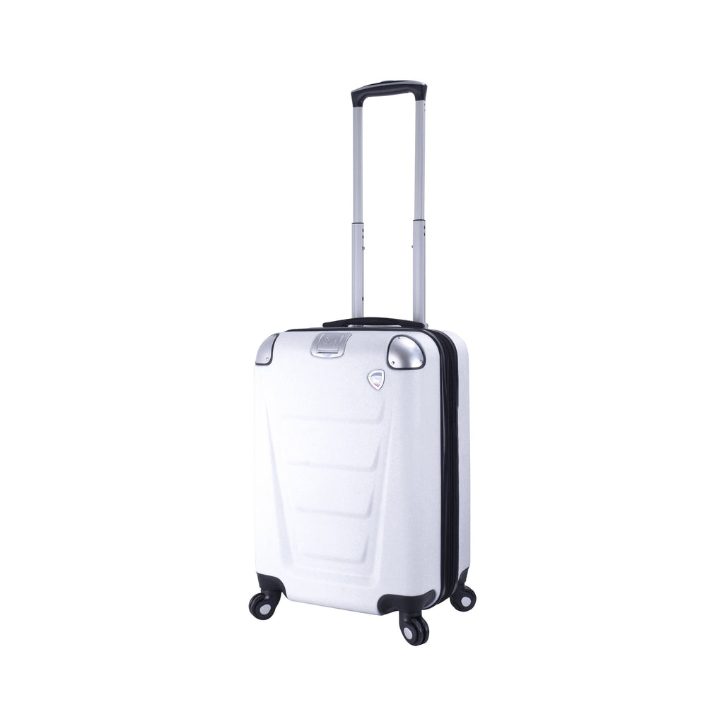 Mia Toro ITALY Accadia Hardside Spinner Luggage 3 Piece set - My Gaia Travel Buddy