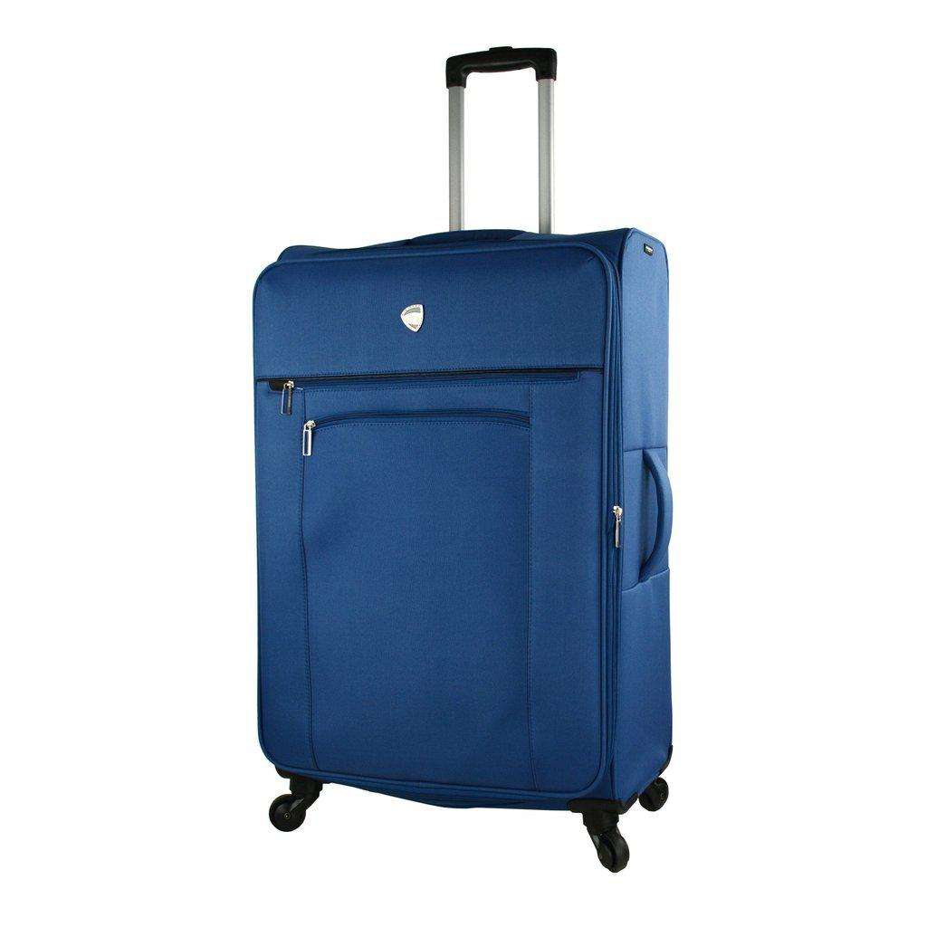 Mia Toro ITALY Adige Softside Spinner Luggage 3PC Set - My Gaia Travel Buddy
