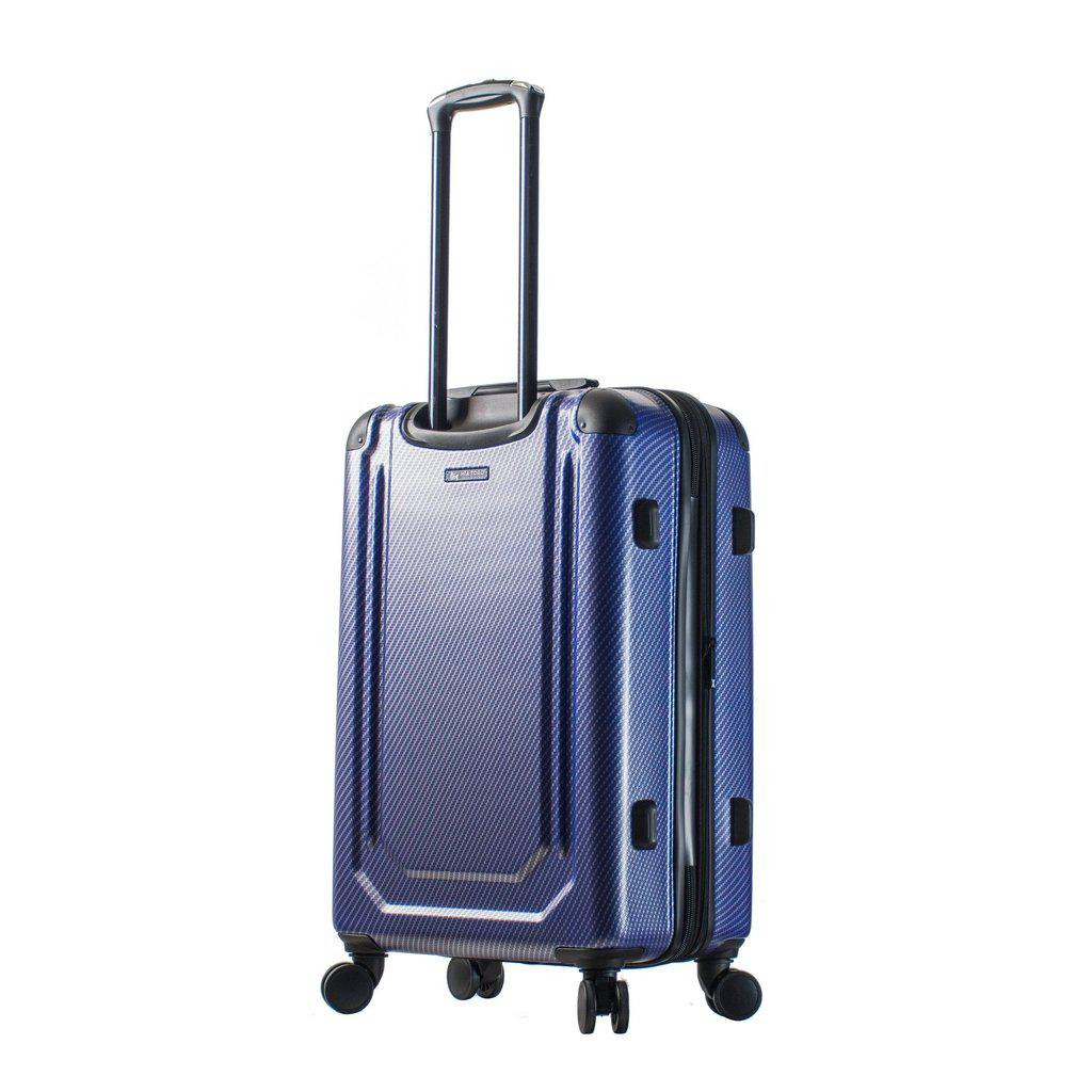 Mia Toro ITALY Angolo Hardside Spinner Luggage - My Gaia Travel Buddy