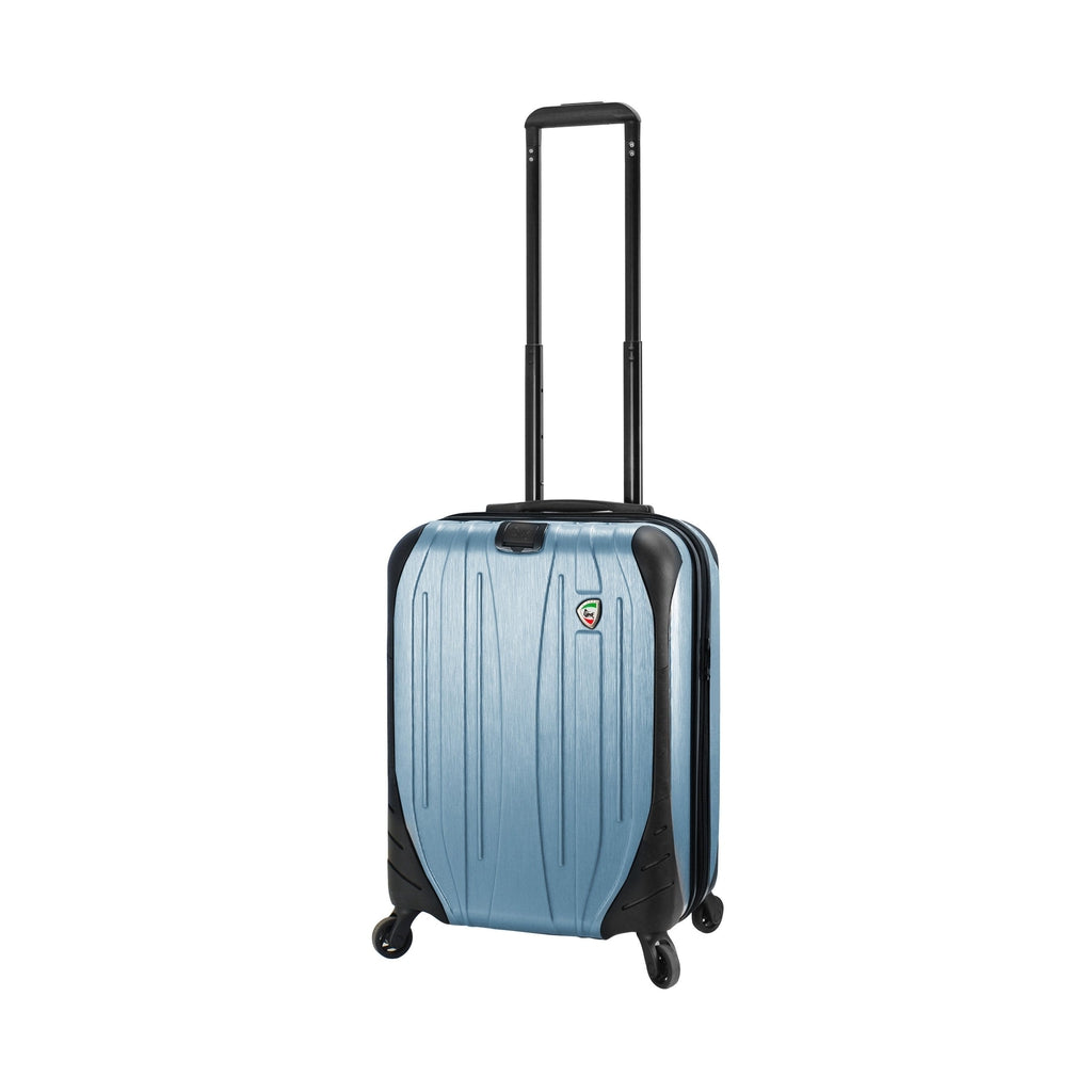 Mia Toro ITALY Ferro Hard side Spinner Luggage. - My Gaia Travel Buddy