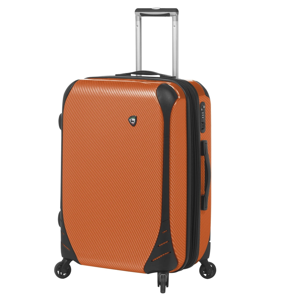 Mia Toro ITALY Fibre di Carbonio Largo Hardside Spinner Luggage - My Gaia Travel Buddy