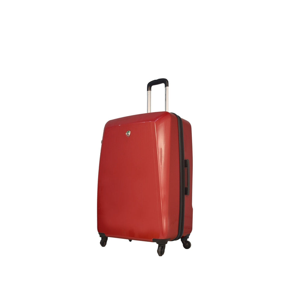 Mia Toro ITALY Fibre di Carbonio Moderno Hardside Spinner Luggage - My Gaia Travel Buddy