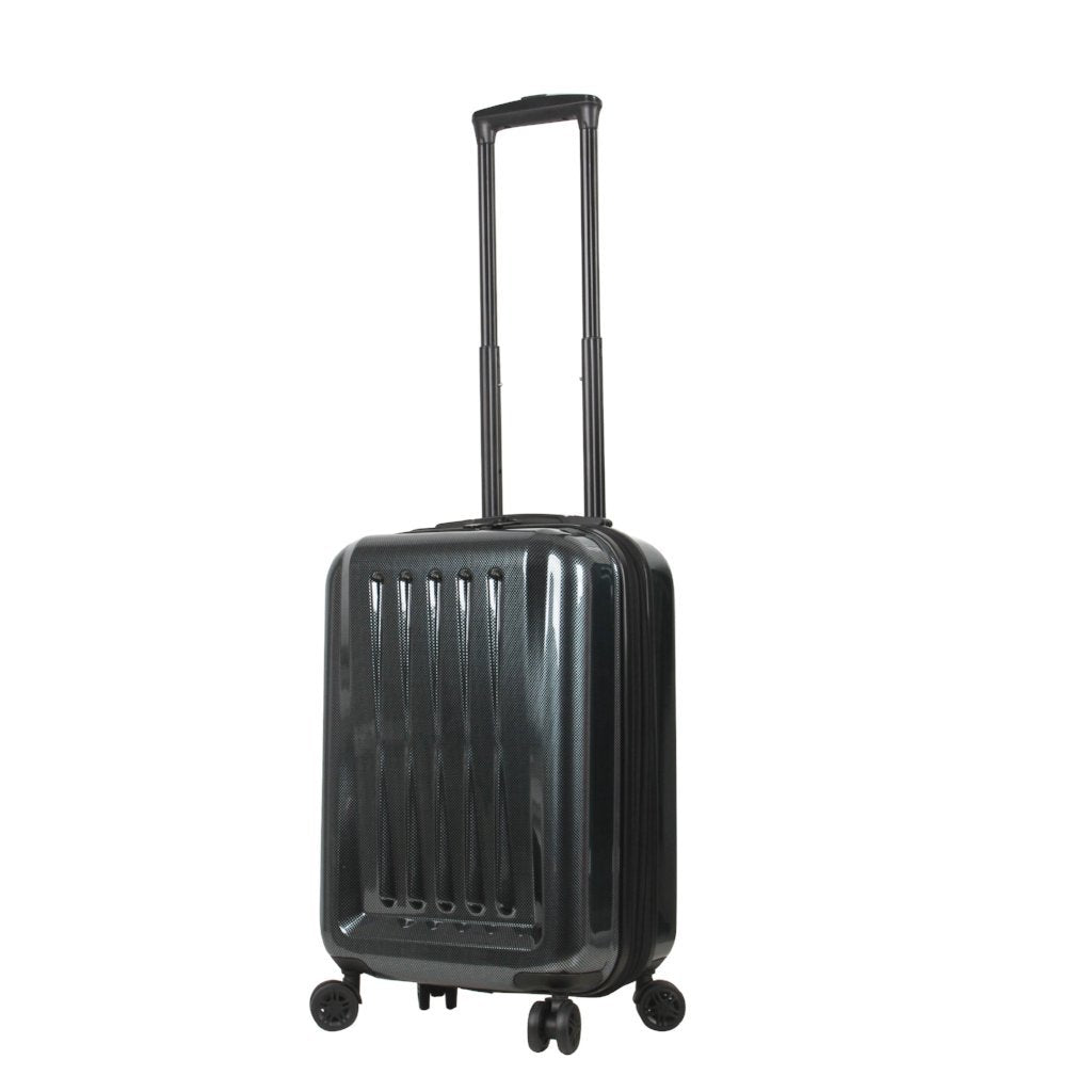 Mia Toro ITALY Fonte Hardside Spinner Luggage 3PC Set - My Gaia Travel Buddy
