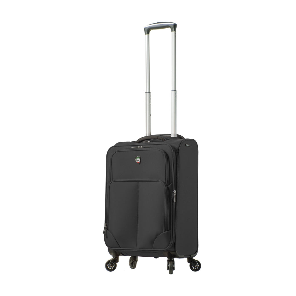 Mia Toro ITALY Leggero Softside Spinner Luggage - My Gaia Travel Buddy