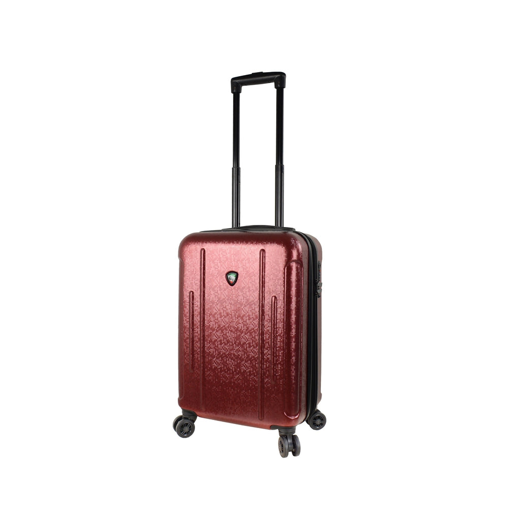 Mia Toro ITALY Manta Hardside Spinner Luggage - My Gaia Travel Buddy