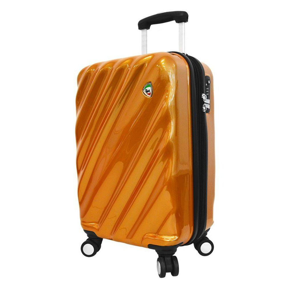 Mia Toro ITALY Onda Fusion Hardside Spinner Luggage - My Gaia Travel Buddy