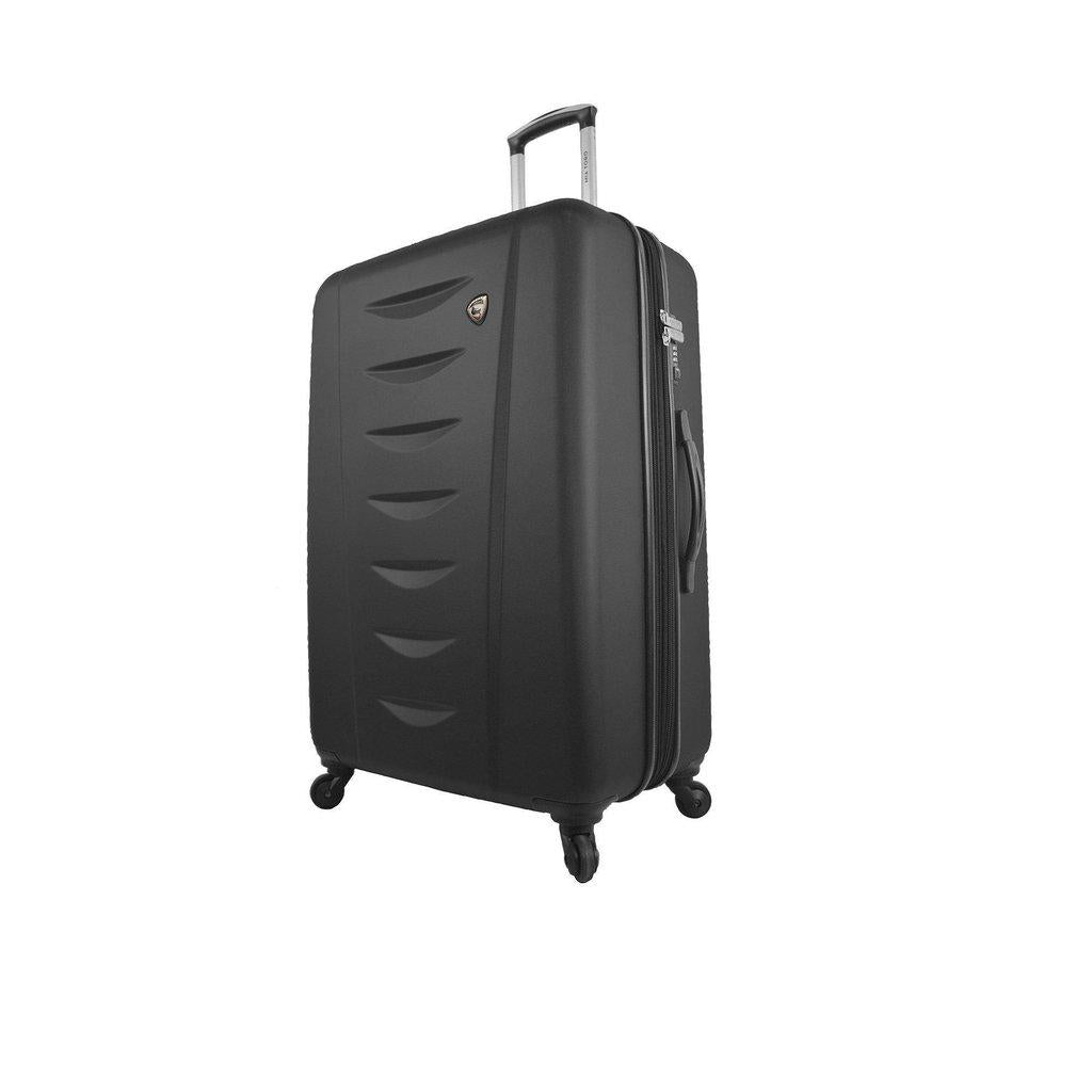 Mia Toro ITALY Tasca Moderna Hardside Spinner Luggage - My Gaia Travel Buddy