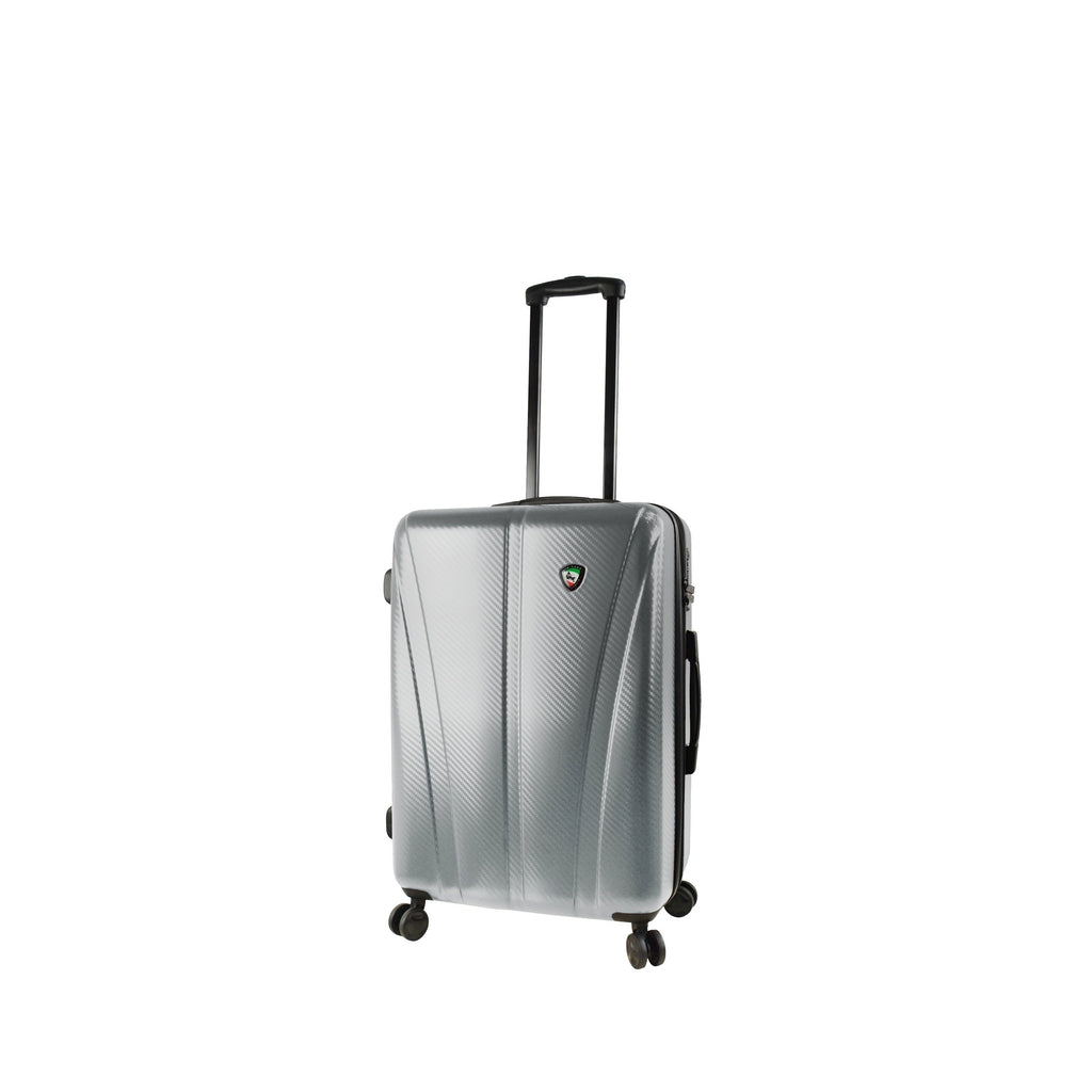 Mia Toro ITALY Usini Hardside Spinner Luggage - My Gaia Travel Buddy