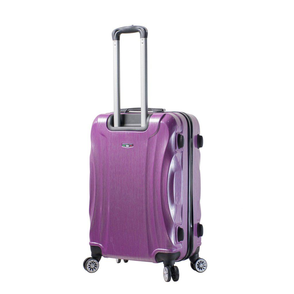 Mia Viaggi ITALY Bari Hardside Luggage 3PC set - My Gaia Travel Buddy