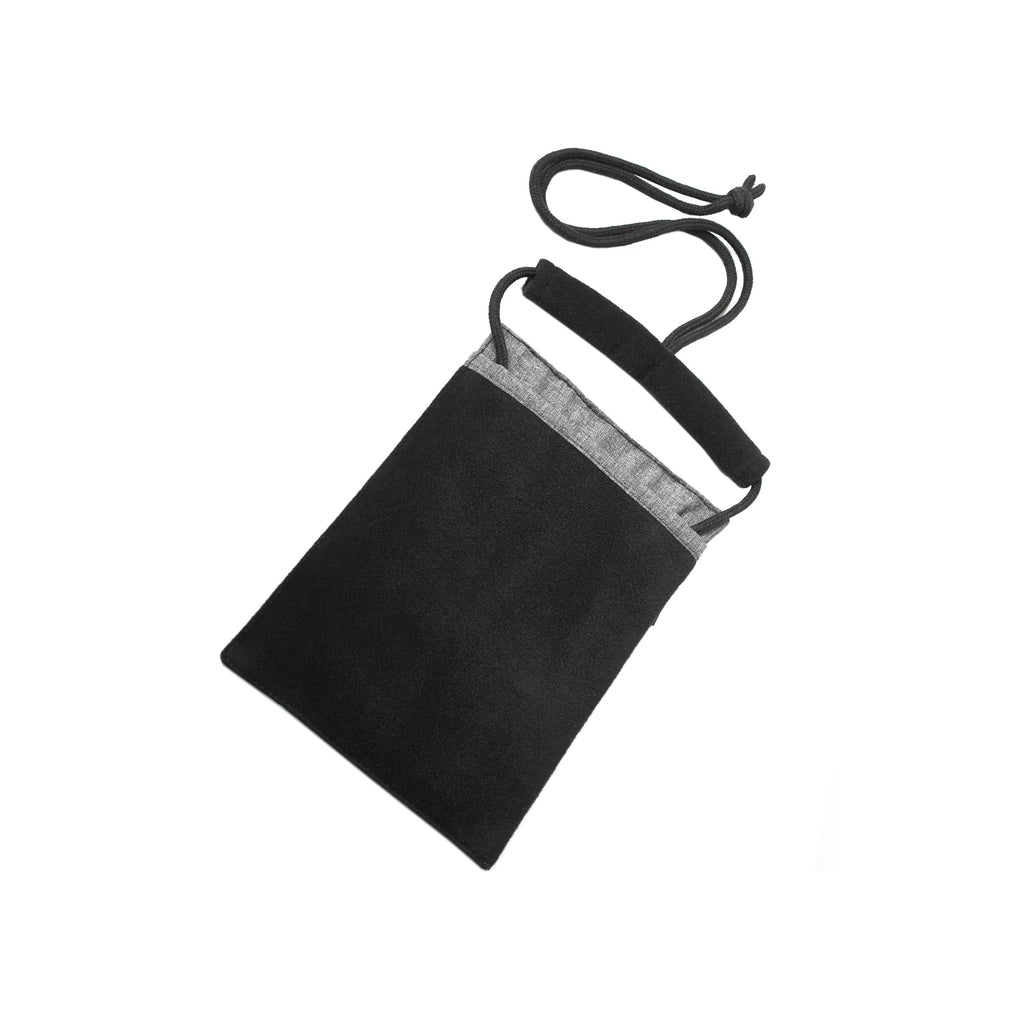 Mia Toro RFID Blocking Neck Pouch - My Gaia Travel Buddy