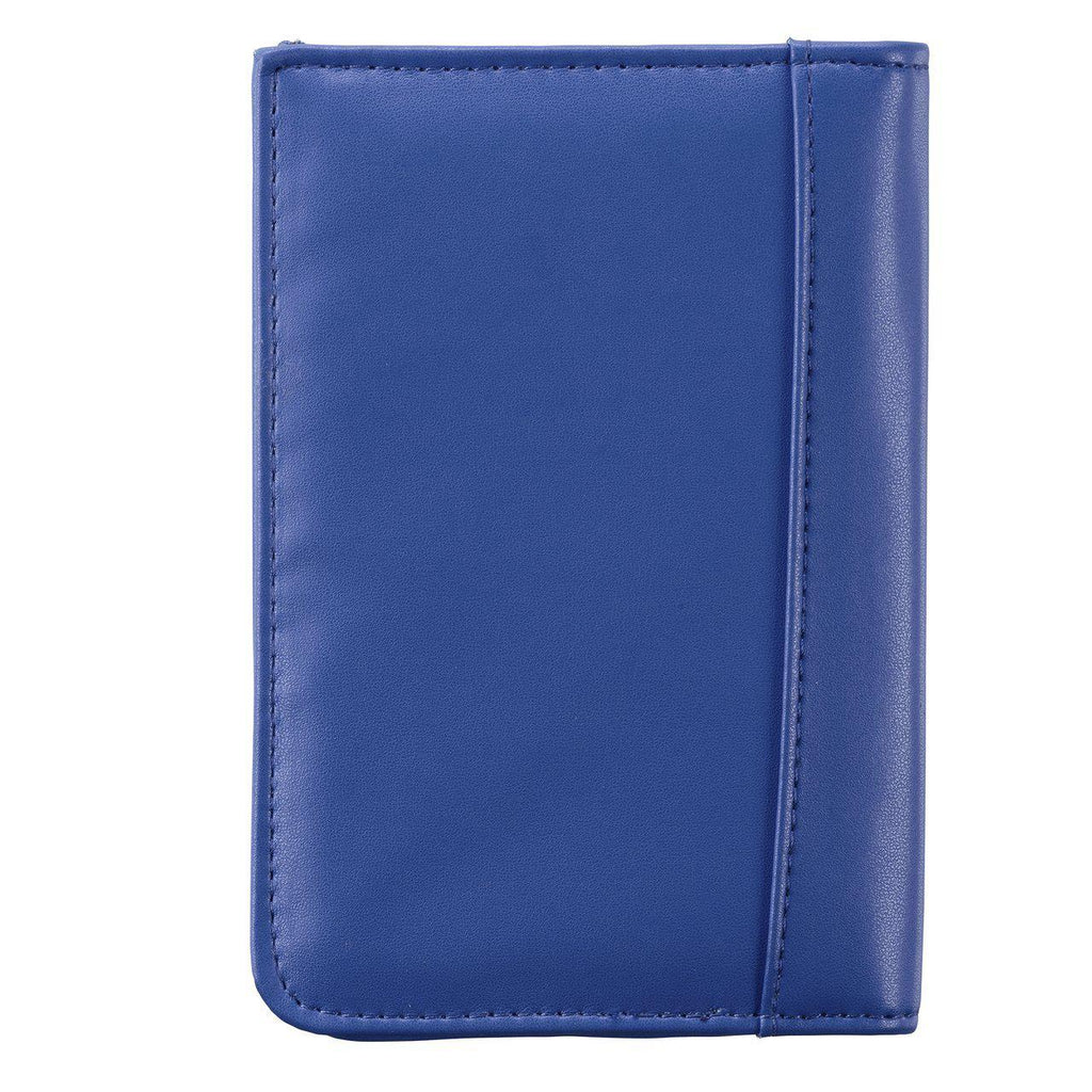 SHETRAVELS™ RFID-Blocking Passport Wallet - My Gaia Travel Buddy
