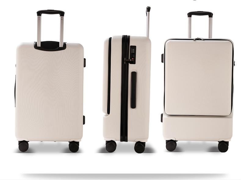 Sanctuary Traveler's Easy Laptop Access Suitcase - My Gaia Travel Buddy