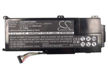 Dell XPS 14z XPS 14Z Ultrabook XPS 14Z-L412X XPS 1 Replacement Battery-4