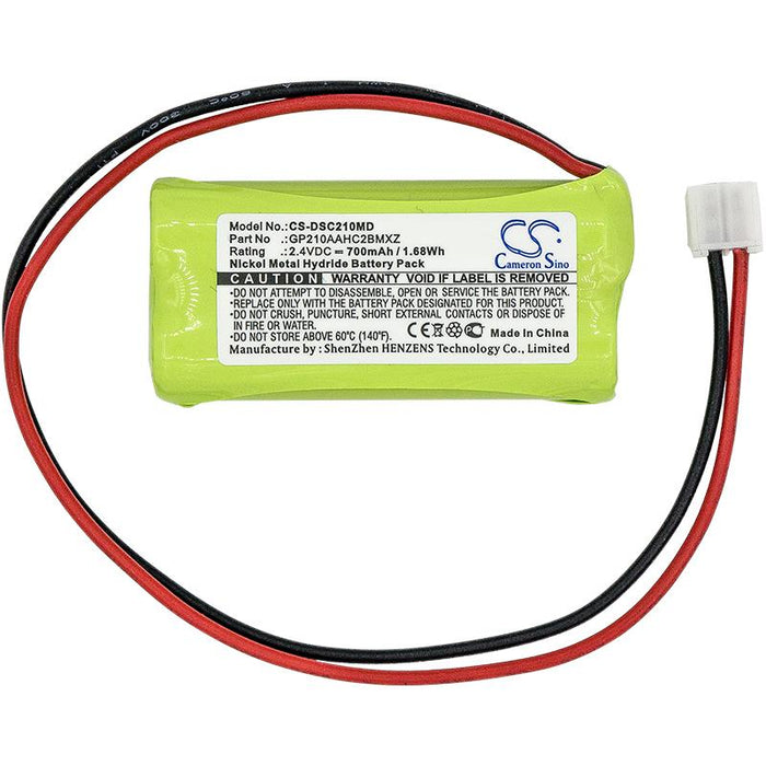 DSSB Propex II Replacement Battery-3