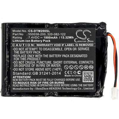 O'Neil MF2te Replacement Battery-3