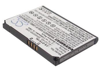 Dopod S1 S500 S505 Touch Replacement Battery-2