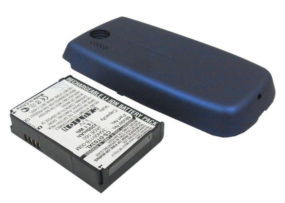 Dopod S700 Replacement Battery-2