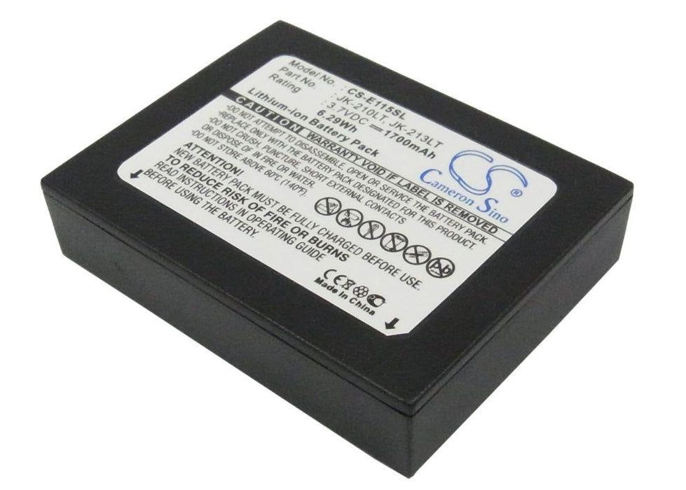 Casio Cassiopeia E100 Cassiopeia E105 Cassiopeia E Replacement Battery