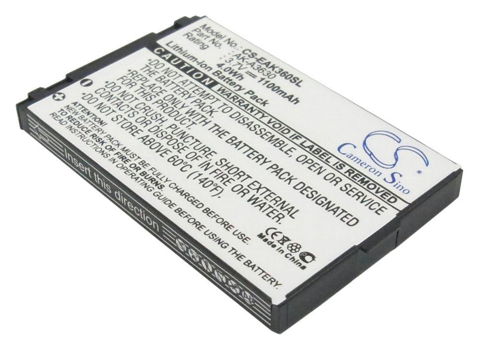 Emporia TELEME A3620 Replacement Battery