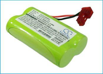 Earmuff 05455086 Control VP EEHCVP AMFM Replacement Battery
