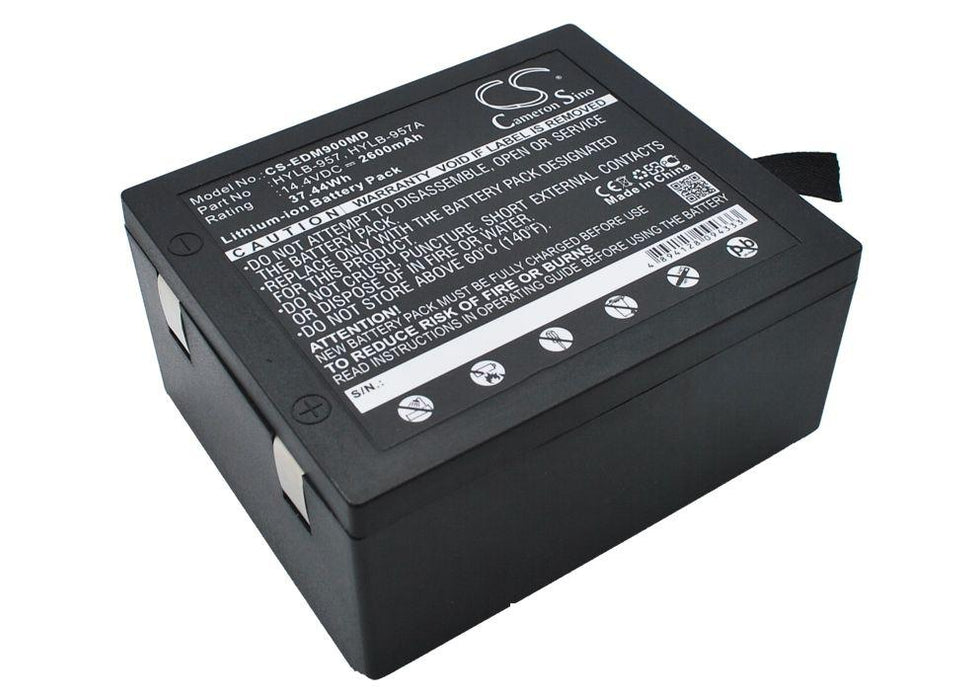 EDAN M8A M9 M9B Replacement Battery
