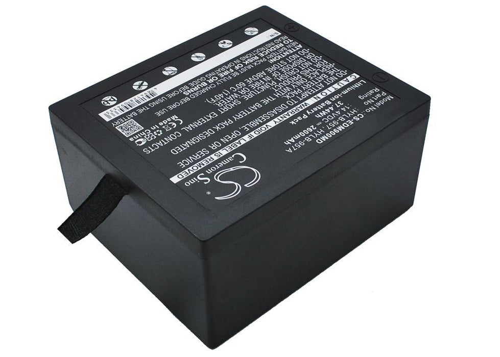 EDAN M8A M9 M9B Replacement Battery-2